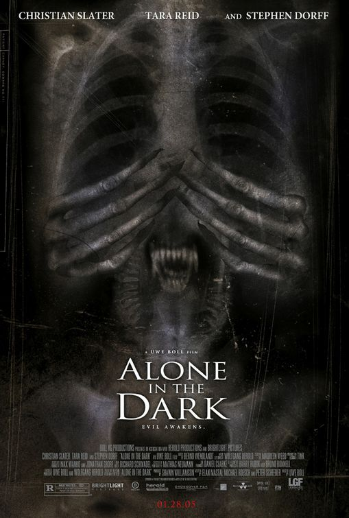 Download Filme Alone in the Dark – O Despertar do Mal (Dublado)
