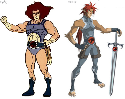 Thundercats Movie on Thundercats     O Filme Tem Lan  Amento Marcado Para 2010  A Dire    O