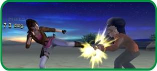 Bandai divulga primeiras imagens do jogo de luta baseado em Dragonball Evolution