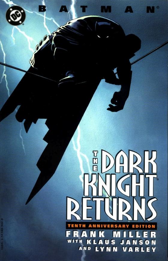 Batman, O Cavaleiro Das Trevas