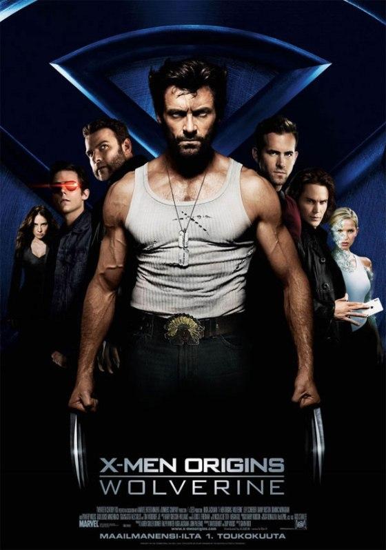 X-Men Origens Wolverine
