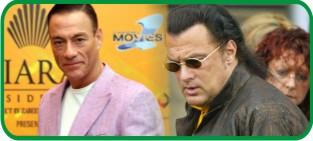 Van Damme e Steven Seagal juntos em novo filme de porradaria nostálgica