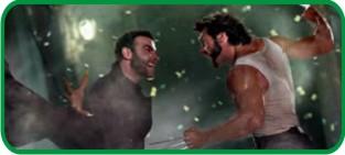 100Grana Viu X-Men Origens Wolverine