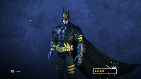 Bat Dark Claw