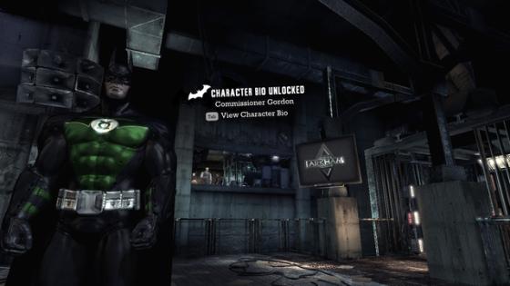 Bat Lanterna