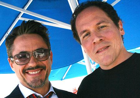 Favreau e Downey farão nova parceria