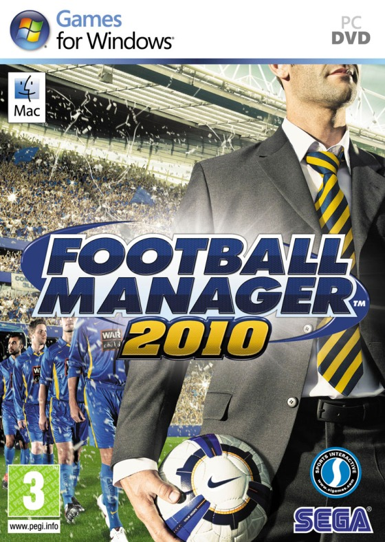 Football Manager 2010_ Capa