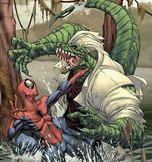 spiderman-the-lizard