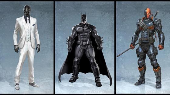 Todo mundo com algum tipo de armadura.