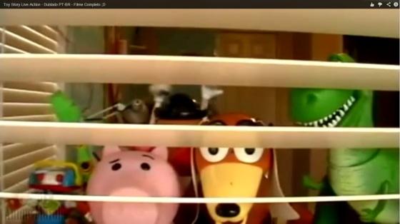 """Imagem do filme """"Real Toy Story"""""""