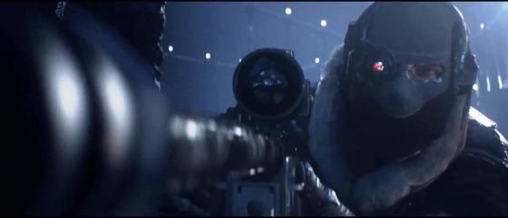 """O atual pistoleiro de """"Arkham Orgins"""""""
