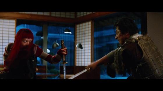 Provavelmente uma das lutas finais envolvendo Yukio e Shingen