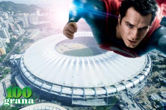 arte 100 superman