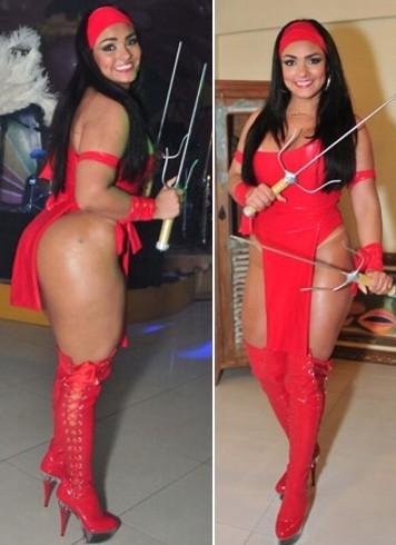 Esse cosplay tá BOA ou tá ruim?