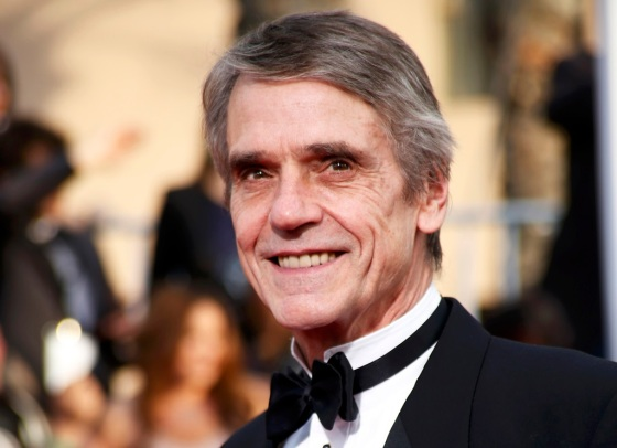 Jeremy Irons, o novo Alfred do cinema