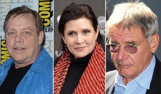 Os eternos Luke, Leia e Han podem ser o elenco principal novamente. Mas será que é o mais certo?